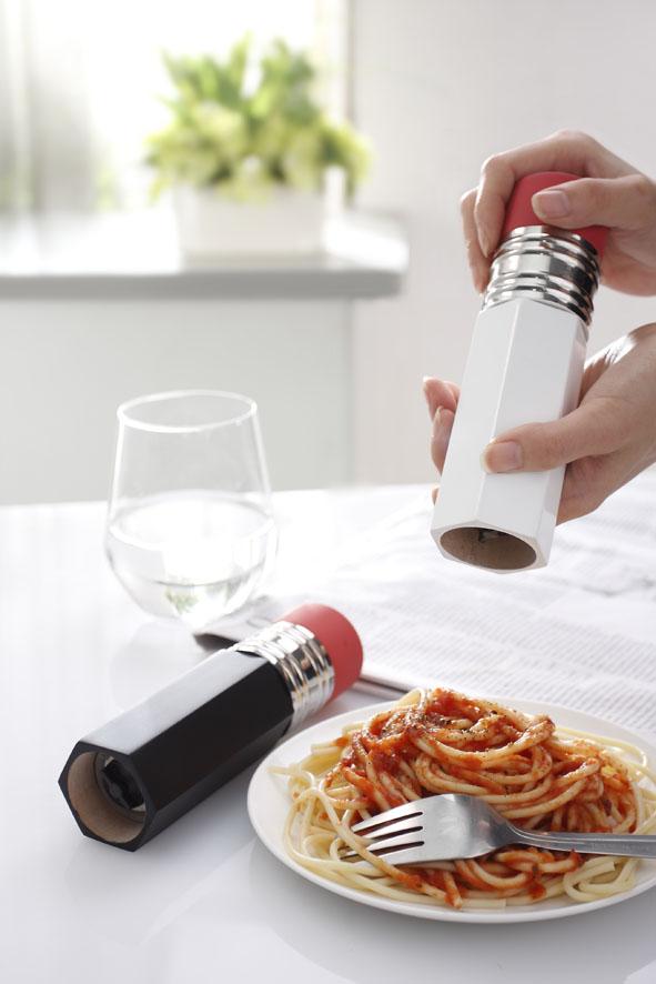 Væk opsigt på køkkenbordet med nye salt og peber kværne