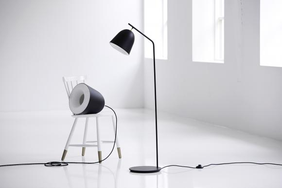 Se LE KLINTs nye lampekollektion…