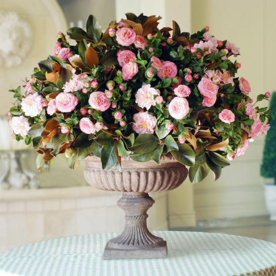 Kunstige blomster skal pryde danskernes hjem
