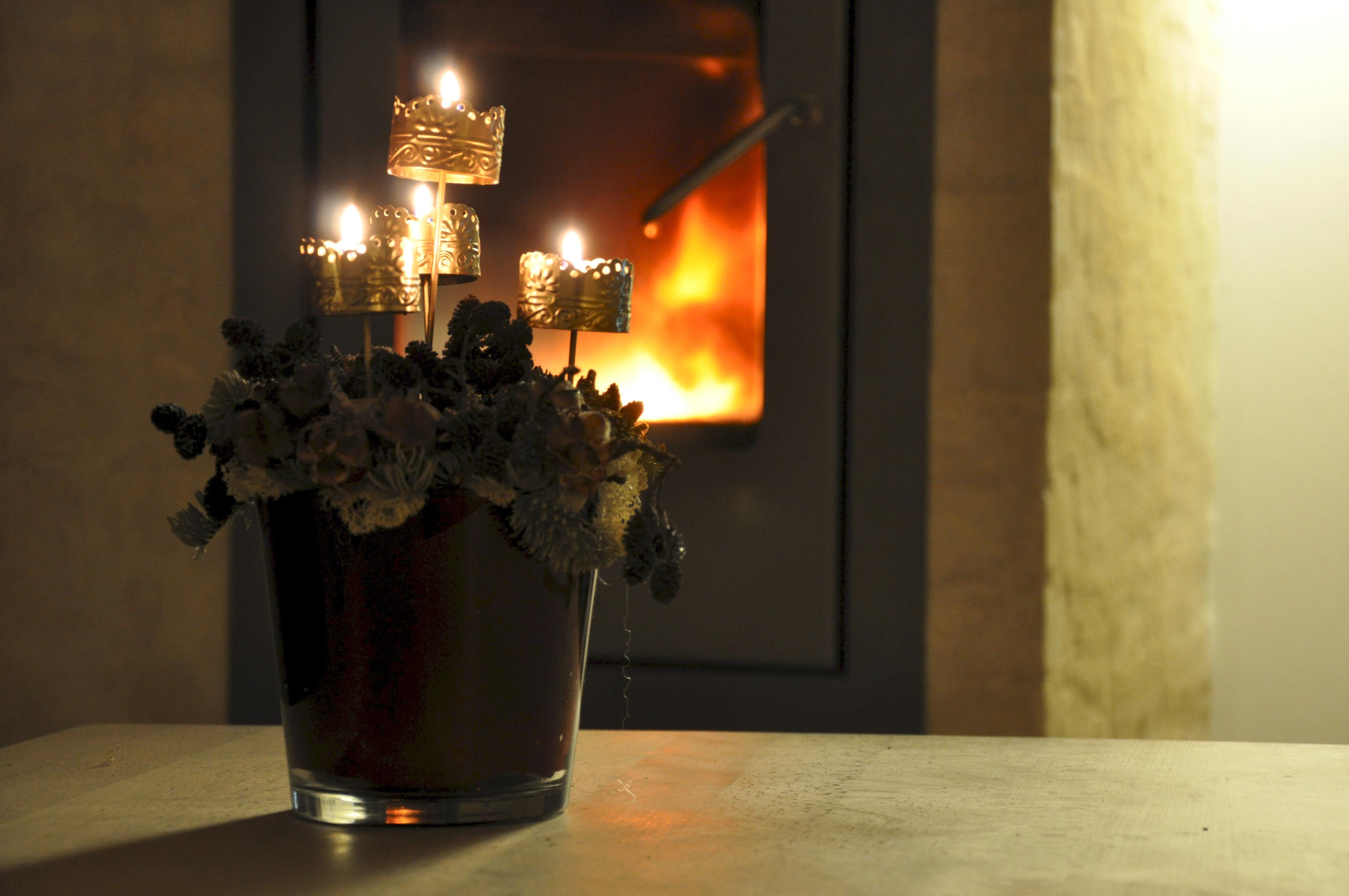 Falck: Julen er en brandfarlig fest