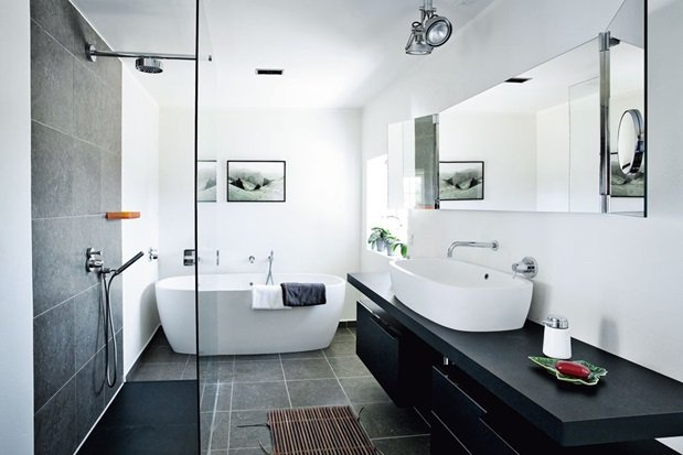 Hvad skal badeværelset anno 2015 indeholde?