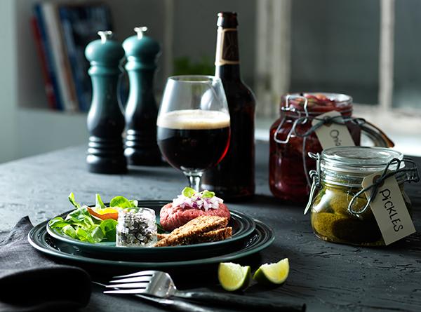 Le Creuset dækker op til ny nordisk frokost med Ocean
