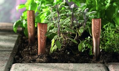 Trin-for-trin-guide: Planteskilte med personligt præg