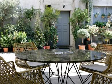 Terrasse hygge med stil