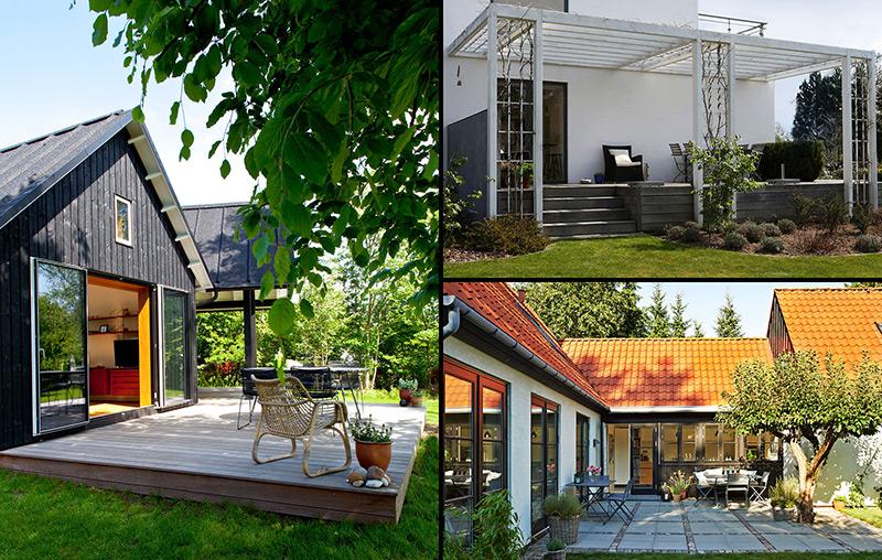 Sådan skaber du en moderne og hyggelig terrasse