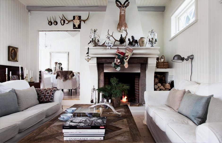 Gør boligen klar til jul med en hyggelig indretning