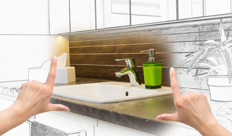 Inspiration til dit nye badeværelse