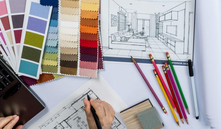 Lad en indretningsarkitekt foretage din indretning