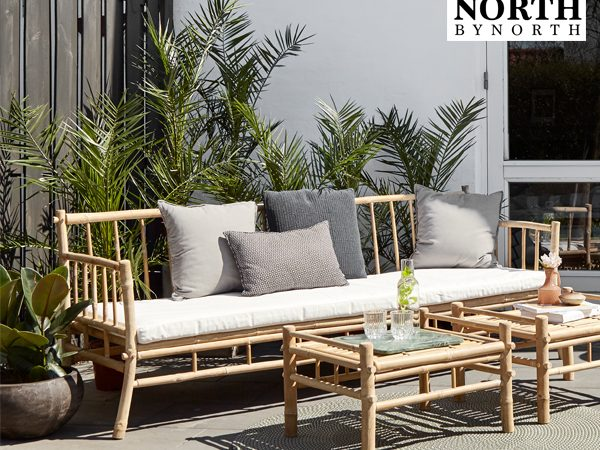 SENSOMMERHYGGE MED NORTH BY NORTH