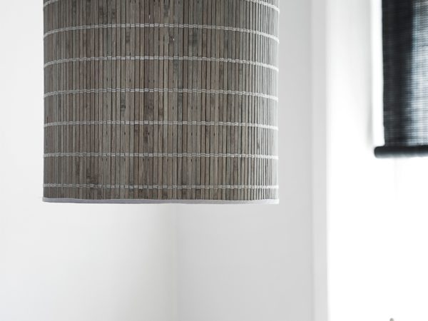 NYHED: LAMPESKÆRM I BAMBUS FRA COLOR & C