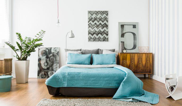 Udnyt pladsen bedst muligt i dit soveværelse