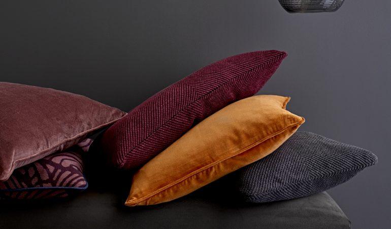 Med Södahl kan du tilsætte velour og glamour til sofaen
